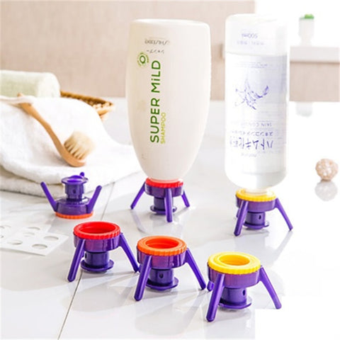 Image of 6Pcs Reverse Bottle Stand Cap