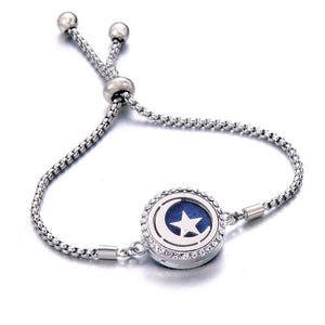 Bella™ Bracelet With Essential Oil Aromatherapy Locket
