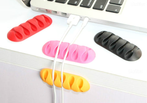 Desktop Cable Holder (2pc)