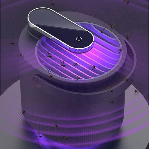 Image of BuGo™ - Mosquito Killer UV Lamp To Effectively Trap And Eliminate Pests [FREE SHIPPING]