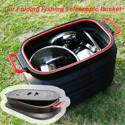 Goliath™ 37L Collapsible Trunk Storage Box - Special Price