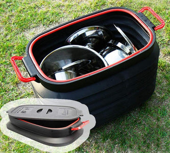 Goliath™ 37L Collapsible Trunk Storage Box