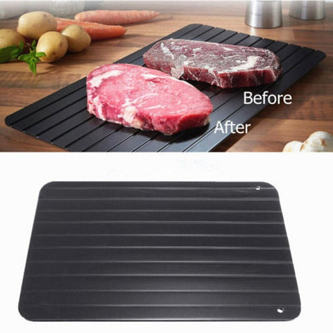Image of Mom'sHand™ - Quick Defrosting Tray For Your Frozen Meats Without The Use Of Electricity