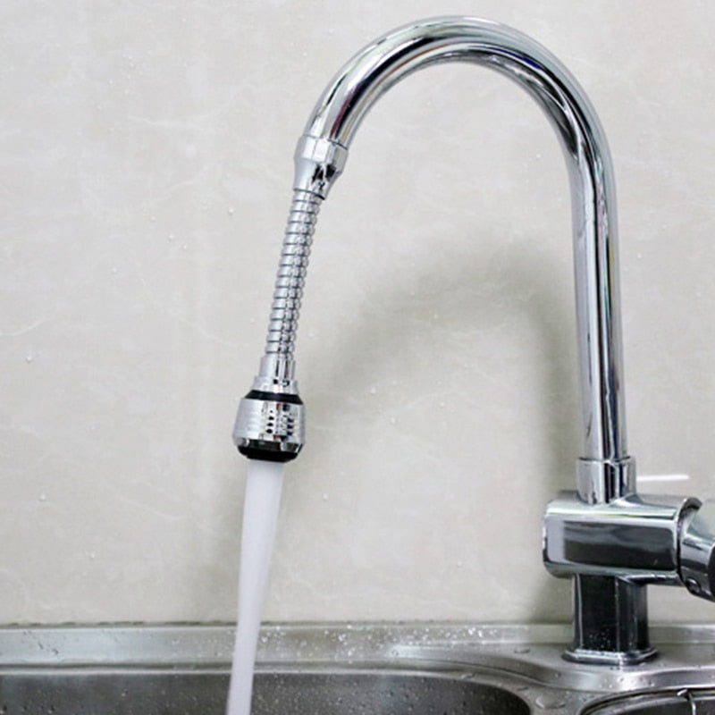 360° Adjustable Water Tap Extension