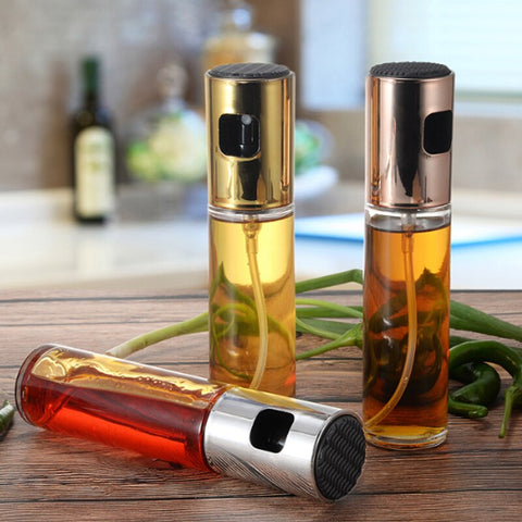 Image of Cooking Oil Spray Bottle (2pc Set)