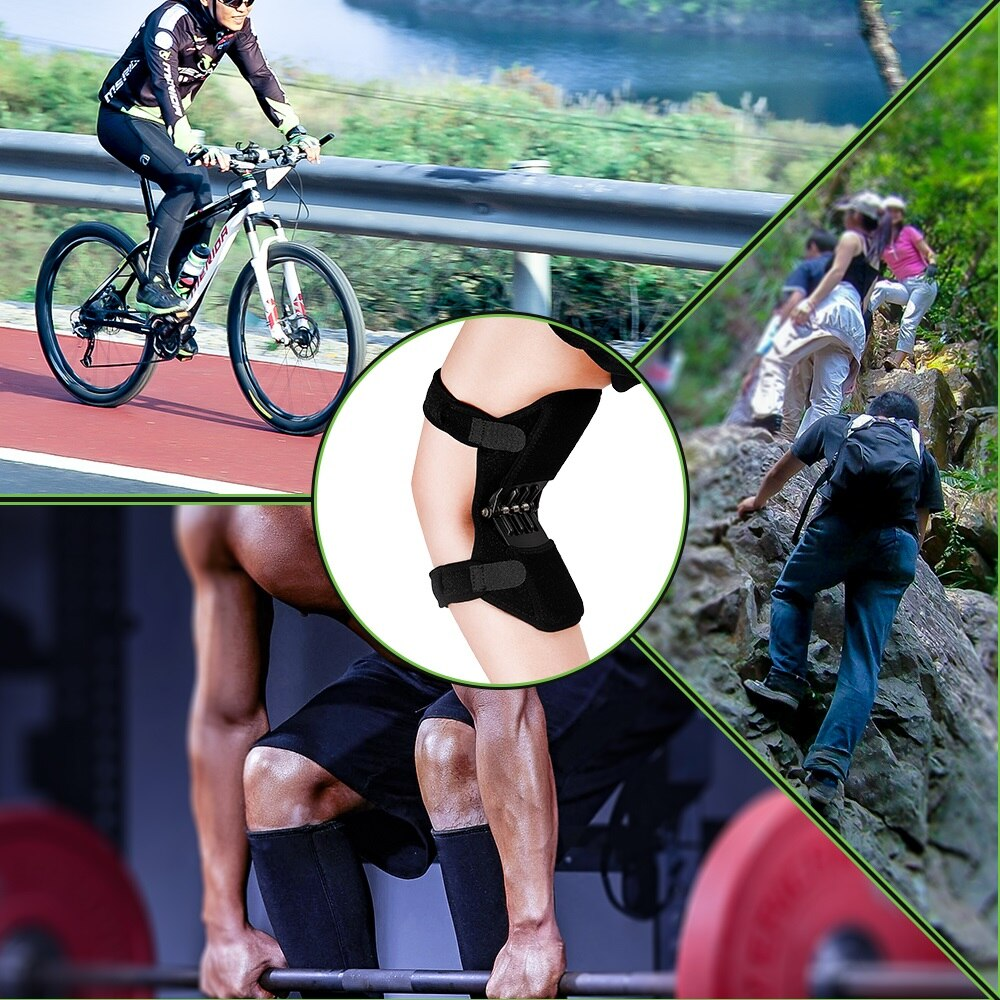 PowerKnee™ - Breathable Joint Support Knee Pads [FREE SHIPPING]