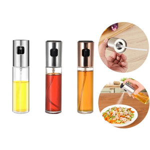 Cooking Oil Spray Bottle (2pc Set)