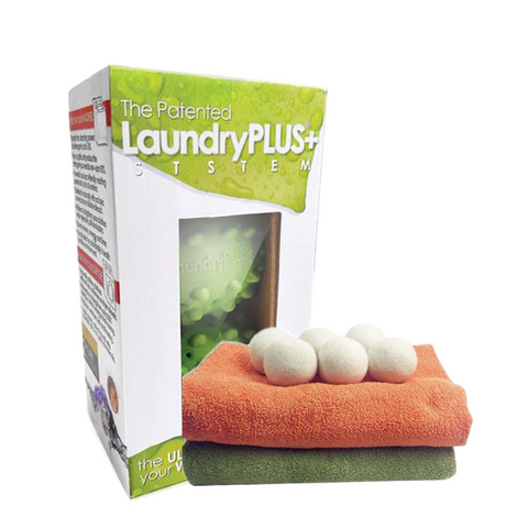 Image of LaundryPLUS+ System & Wool Ball Combo