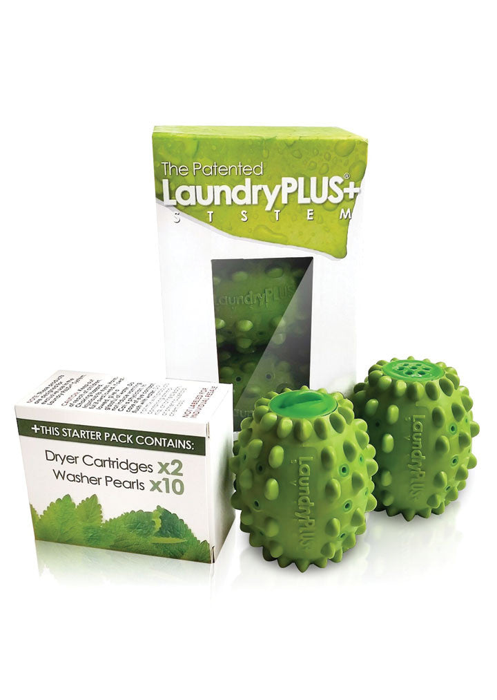 LaundryPLUS+ System (Starter Kit) - [LIMITED TIME DEAL & FREE SHIPPING]