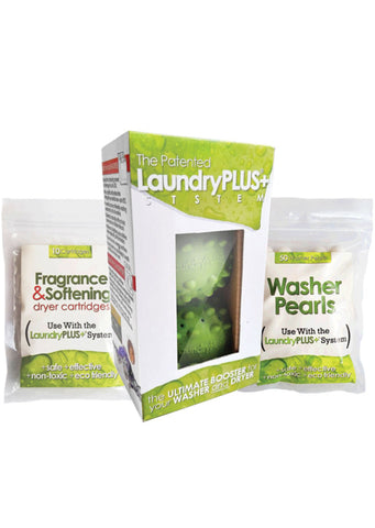 LaundryPLUS+ System (Value Pack)