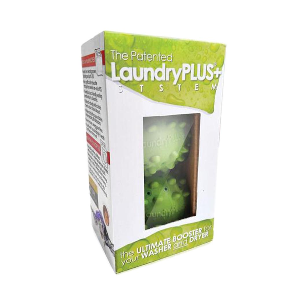 LaundryPLUS+ System & Wool Ball Combo