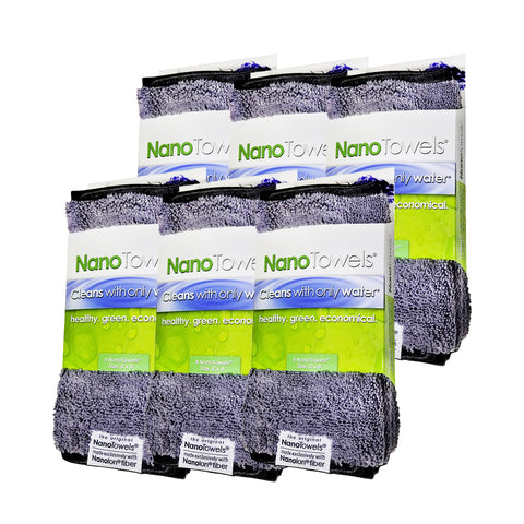 "Image of [NEW LIMITED EDITION] Grey Mini NanoTowels® (8"" x 8"") - Special Price"