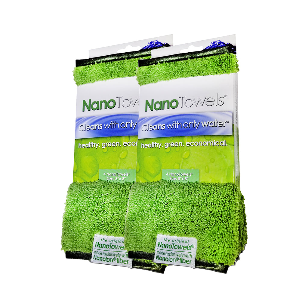 "[NEW] Mini NanoTowels® (8"" x 8"") - Special Price"