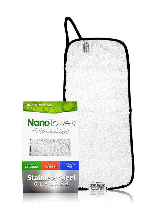 Nano Towels Stainless Steel Cleaning Towel