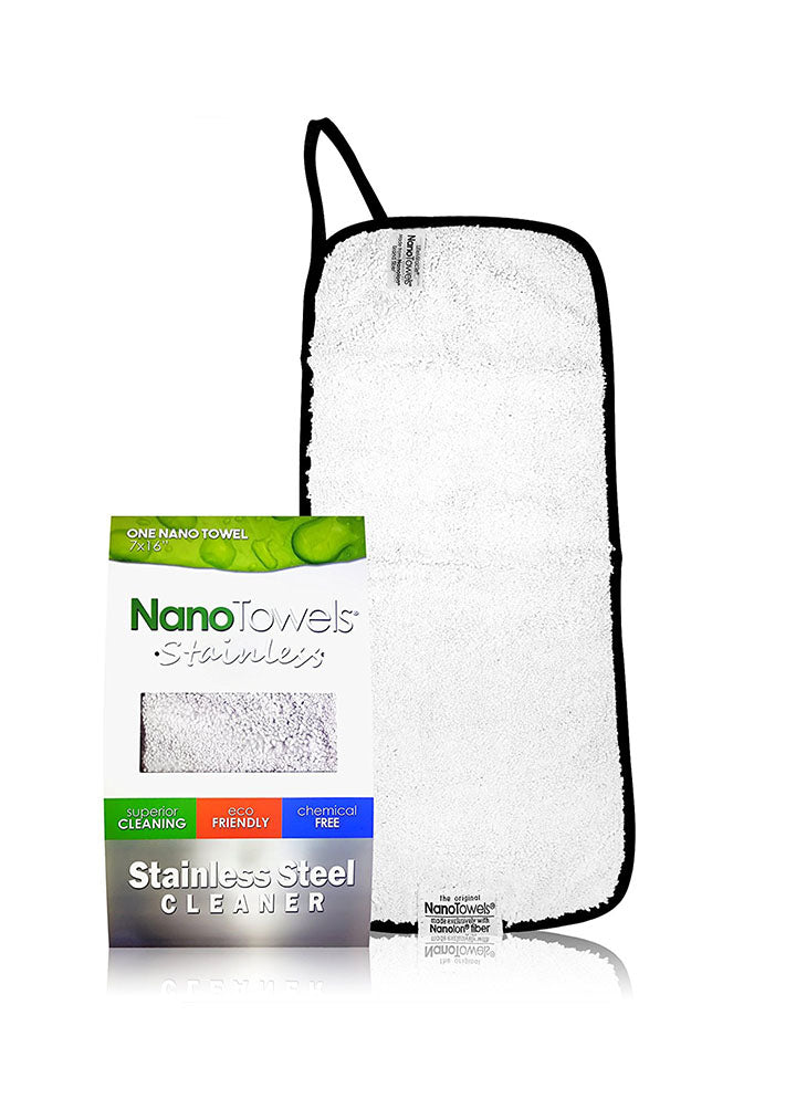 NanoTowels Stainless Steel Cleaning Towel*