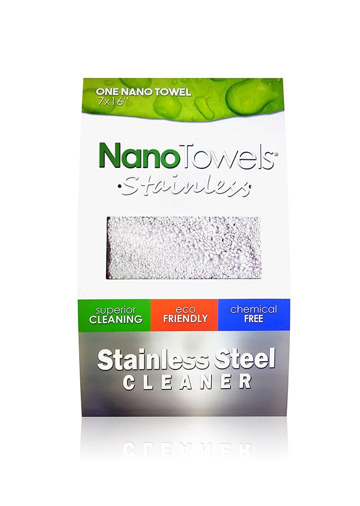 NanoTowels Stainless Steel Cleaning Towel (Single Pack)