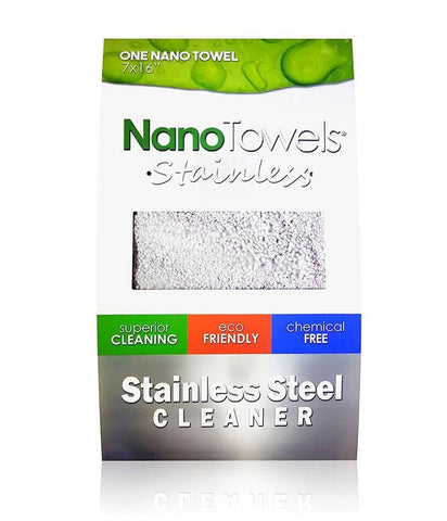 NanoTowels Stainless Steel Cleaning Towel