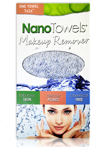 NanoTowel Makeup Remover [Single Pack]
