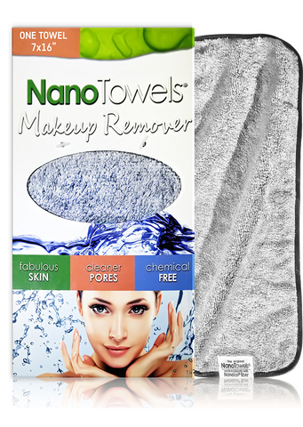 Image of NanoTowel Makeup Removers [6-Pack Special]