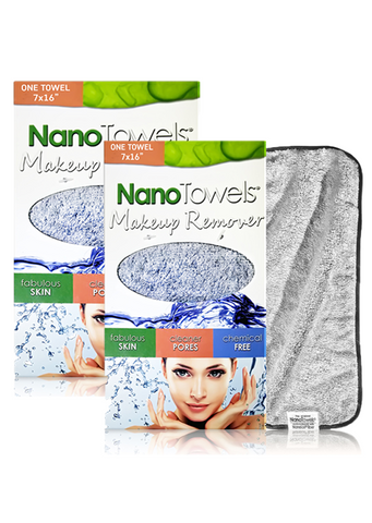 Image of NanoTowel Makeup Removers [2-Pack Special]