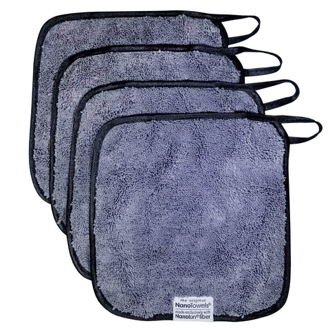 "Image of [NEW LIMITED EDITION] Grey Mini NanoTowels® (8"" x 8"")"