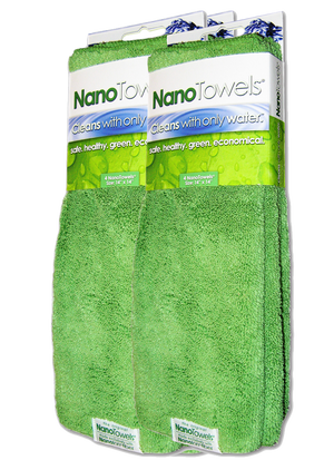 NanoTowels® (Two Pack Special)