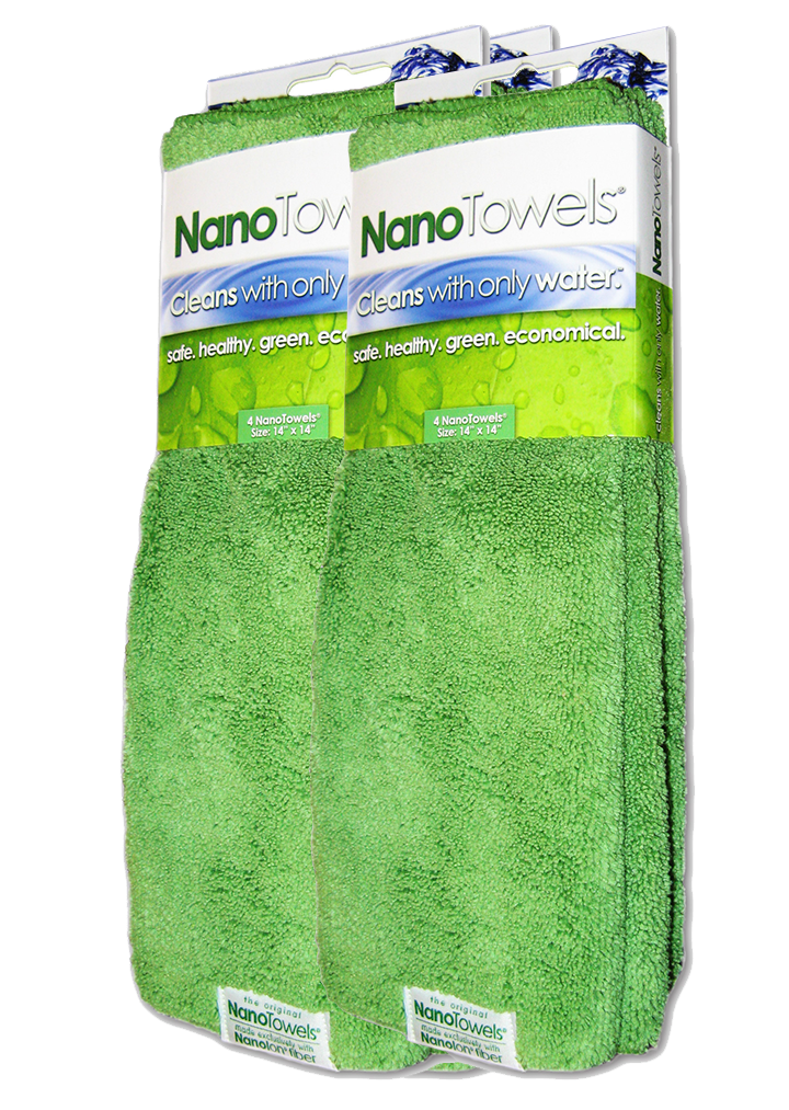 NanoTowels® (Two Pack.)