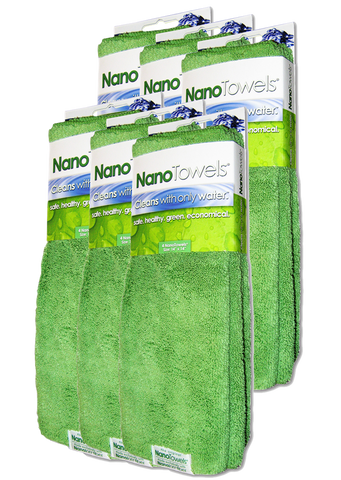 NanoTowels® (Six Pack Special)