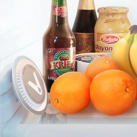 FridgeNest™ - Refrigerator Purifier Uses Natural Herbal Factors To Eliminate Odor & Reduce Food Spoilage
