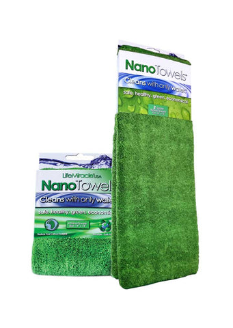 Super NanoTowels x 1 pk + Nanotowels x 1 pk [Special Package]