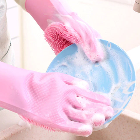 Image of Magic Silicone Gloves*