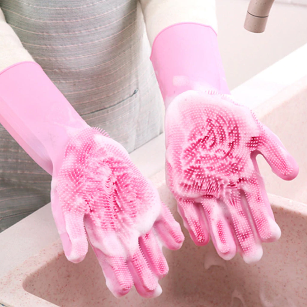 Magical Cleaning Gloves