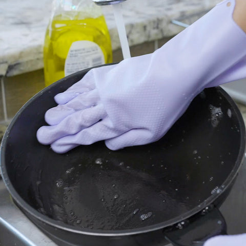 Image of Magical Cleaning Gloves