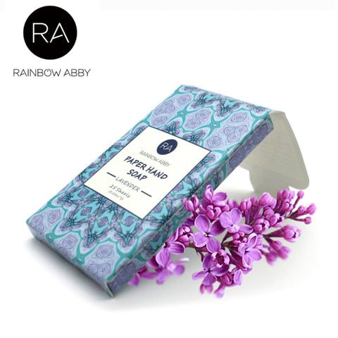 Image of Travel Scented Soap Paper [1-Pack Additional Special]*