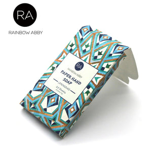 SoapToGo™ - Travel Scented Soap Paper [FREE SHIPPING]