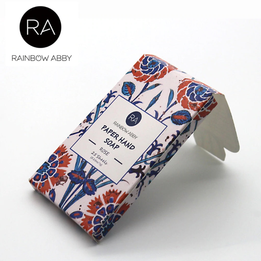 Travel Scented Soap Paper [1-Pack Additional Special]*
