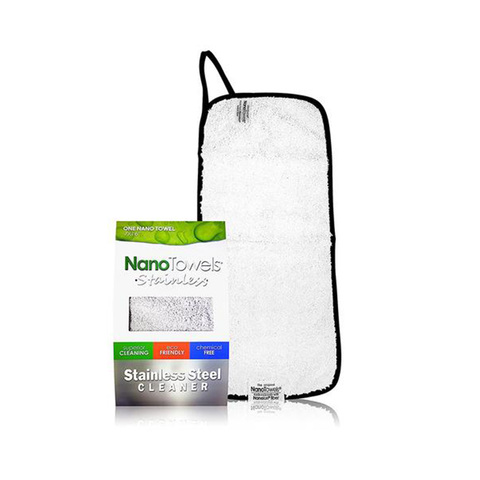 Image of *NanoTowels Stainless Steel Cleaning Towel 2-Pack Special*