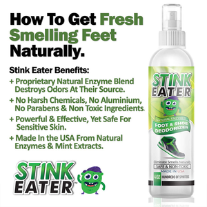 [NEW] All-Natural Enzyme Stink Eater - Special Price