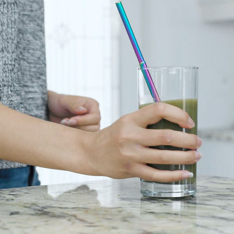 Image of Collapsible Stainless Steel Straw + FREE SHIPPING