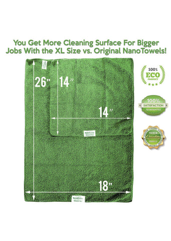 "Super NanoTowels (26"" x 18"") [LIMITED-TIME OFFER]"
