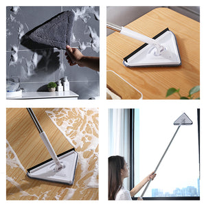 2-in-1 Window Cleaner & Duster
