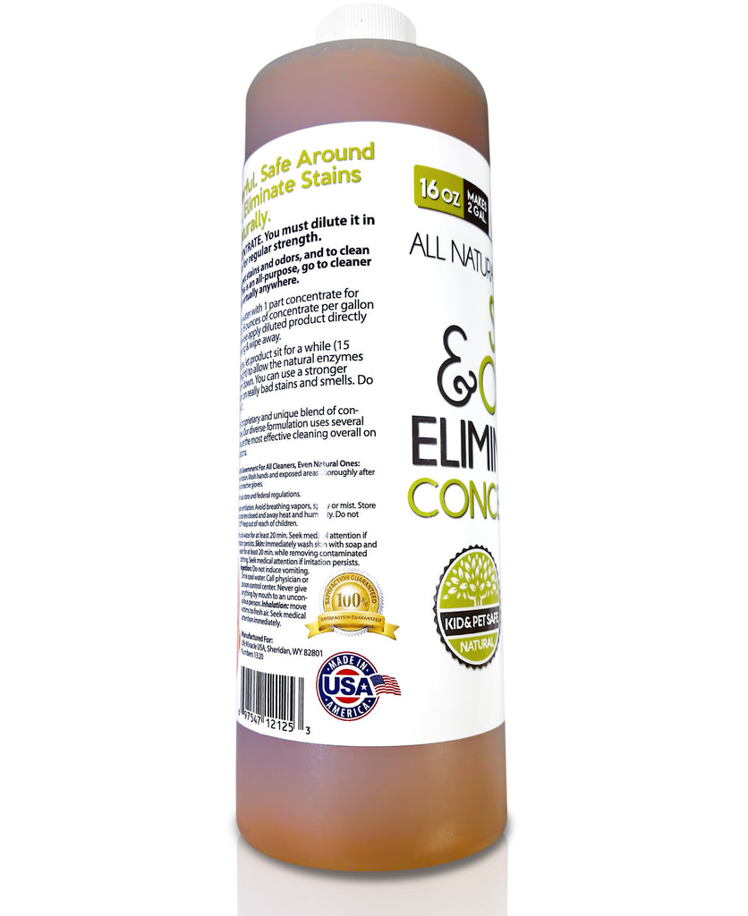 All-Natural Enzyme Concentrate (16oz)