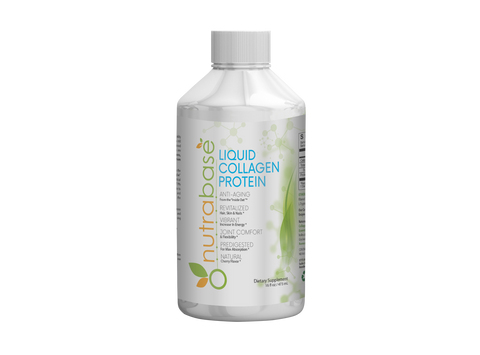 Liquid Collagen Protein.
