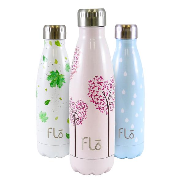 Triple-Pack Flo Water Bottles
