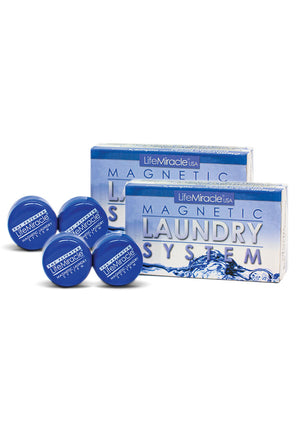 Magnetic Laundry System [Double Pack.]