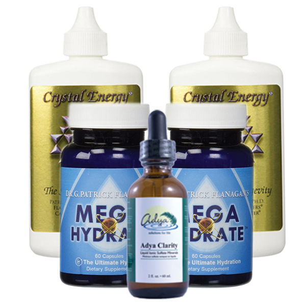 MegaHydrate Crystal Energy [Double-Pack Special]