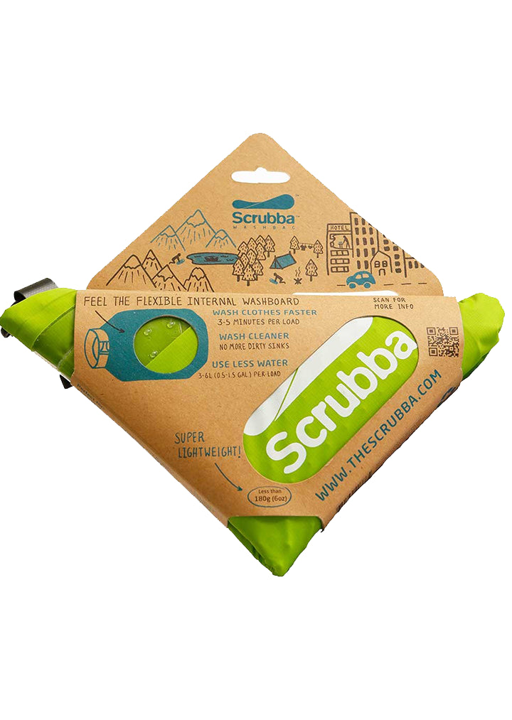 The Scrubba™ Wash Bag - [Single Pack]