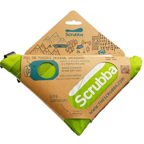 The Scrubba™ Wash Bag
