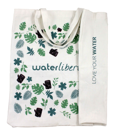 "Image of Water Liberty Reusable Tote Bag 19 x 16"" [FREE SHIPPING]"