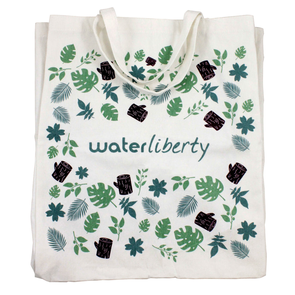 Water Liberty Reusable Tote Bag